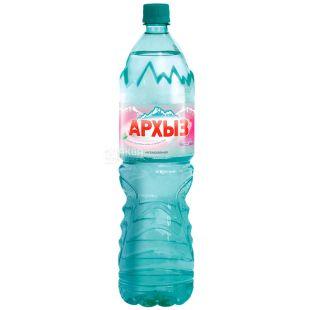 Архыз, Вода горная минеральная негазированная, 1,5 л, ПЭТ