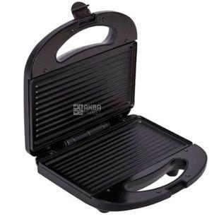 Magio, Sandwich maker MG-362N, black, 7.5x21x21.5 cm