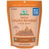Natierra, Cacao Powder, 227 г, Натіерра, Какао-порошок органічний, без цукру і глютену