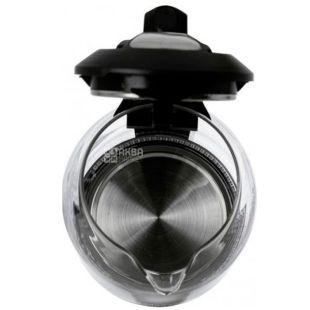 Delfa DK2500, Electric kettle, glass, 1.8 l