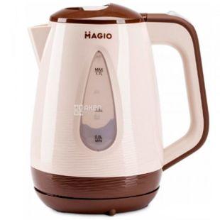 Magio MG-519, Чайник электрический, пластик, 1,7 л