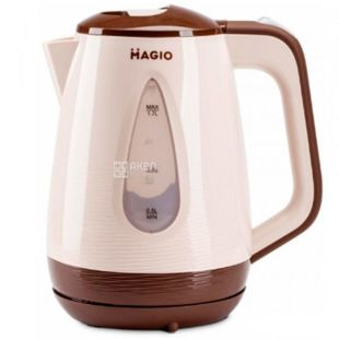 Magio MG-519, Electric kettle, plastic, 1.7 l