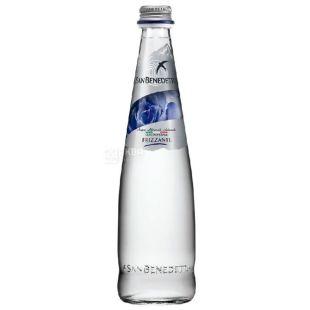 San Benedetto, 0,5 л, Сан Бенедетто, Вода газированная, стекло