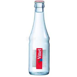 Vittel, 0,25 л, Виттель, Вода минеральная негазированная, стекло