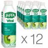Jaffa, Vital Detox, 0,5 л, Упаковка 12 шт., Джаффа, Напиток соковый, Киви-огурец с экстрактом мяты, ПЭТ