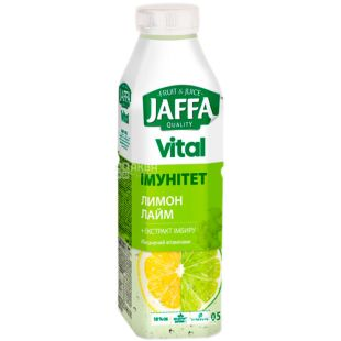 Jaffa Vital Immunity, Drink, Lemon-Lime with Ginger Extract, 0.5 L