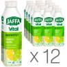 Jaffa, Vital Immunity, 0,5 л, Упаковка 12 шт., Джаффа, Напиток соковый, Лимон-Лайм с экстрактом имбиря, ПЭТ