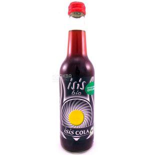 Eos Bio, Isis Cola, 0,33 л, Эос Био, Кола, Вода сладкая, органическая, стекло