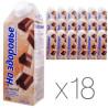 На здоровье, Молочный коктейль шоколадный 2%, 0,75 л, упаковка 18 шт.