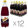 Schweppes Pomegranate, Напиток газированный, 1 л, Упаковка 12 шт.