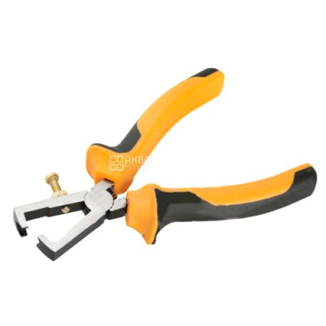Lemanso, Nippers LTL20039, orange-black, 150 mm