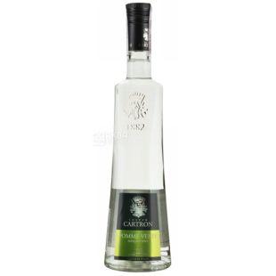 Joseph Cartron, Ликер, Green Apple, 700 ml