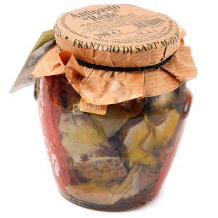 Frantoio di Sant'Agata d'Oneglia, Консервовані овочі Antipasto reale в оливковій олії, 290 г