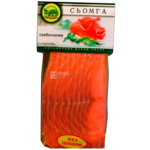 K.І.T, Salmon, Slices, s / s, 250 g
