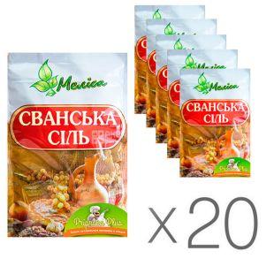 Меліса, Сванська сіль, 40 г, упаковка 20 шт.
