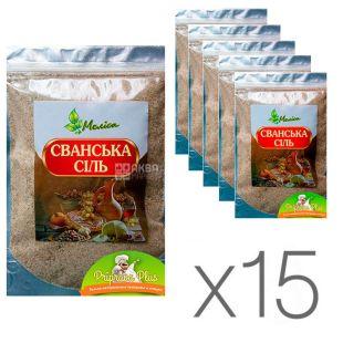 Меліса, Сванська сіль, 200 г, упаковка 15 шт.