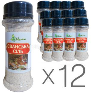 Меліса, Сванська сіль, 100 г, упаковка 12 шт.