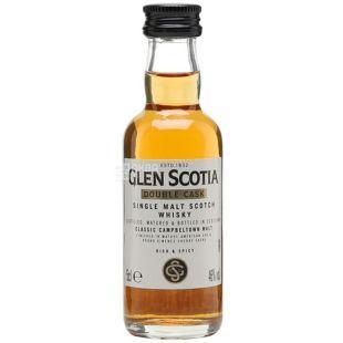 Glen Scotia Double Cask, Whiskey, 0.05 L