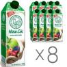 Наш Сок, Мультивитамин, 1,43 л, Сок с мякотью, Упаковка 8 шт.