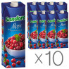 Sandora, Cranberry drink, 0.95 l, Packaging 10 pcs.