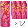 XS Power Drink, Grapefruit, упаковка 12 шт. по 0,25 л, Напій енергетичний ІксЕс, Грейпфрут