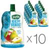 Jaffa, Healthy Breakfast, Груша-яблоко-злаки, Упаковка 10 шт. по 120 г, Джаффа, Смузи натуральный