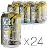 Wild Grass-Ginger Ale, Имбирный эль, 0,33 л, Упаковка 24 шт.