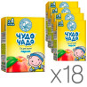 Чудо-Чадо, Персик, 200 мл, Сік для дітей, з 4 місяців, Упаковка 18 шт.