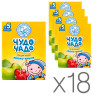 Чудо-чадо, Яблочно-вишневый, 200 мл, Сок для детей, с 5 месяцев, Упаковка 18 шт.