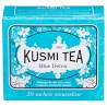 Kusmi Tea, Blue Detox, 20 пак. х 2,2 г, Чай Кусми Ти, Детокс, зеленый, с экзотическими фруктами