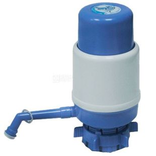 Lilu Maximum Plus, Water pump with faucet