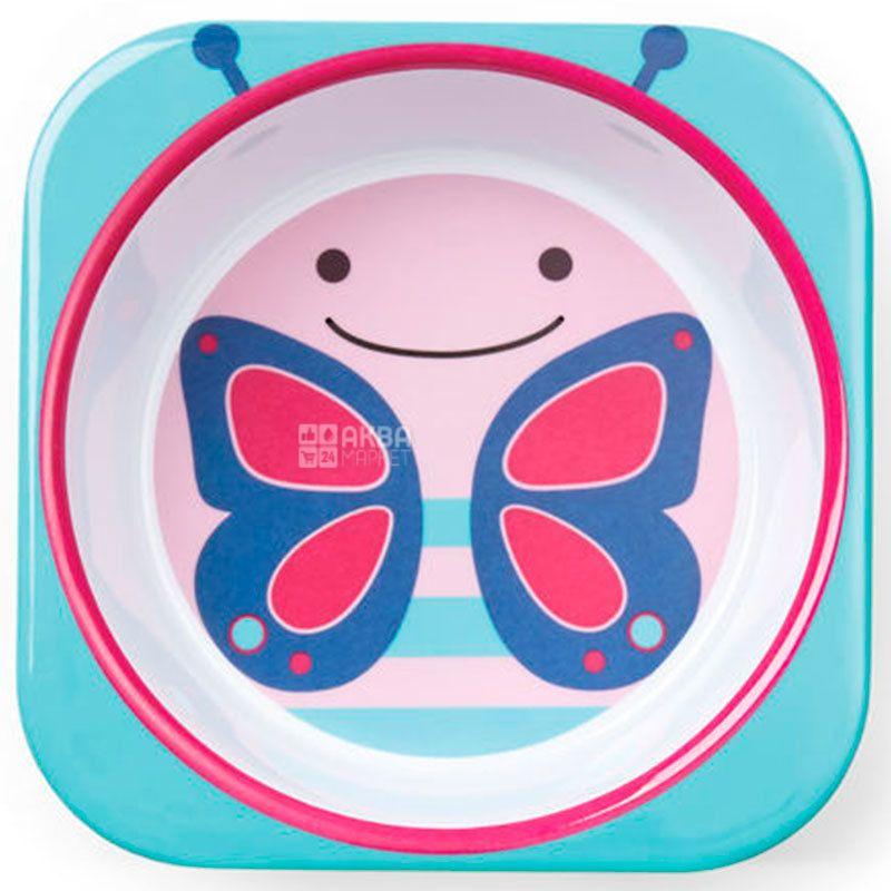 Skip Hop, Набор тарелок Бабочка, 2 шт.