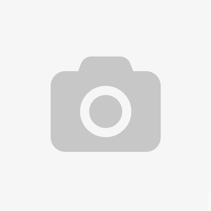 Тарілка одноразова плоска кругла, біла, 220 мл, 100 шт