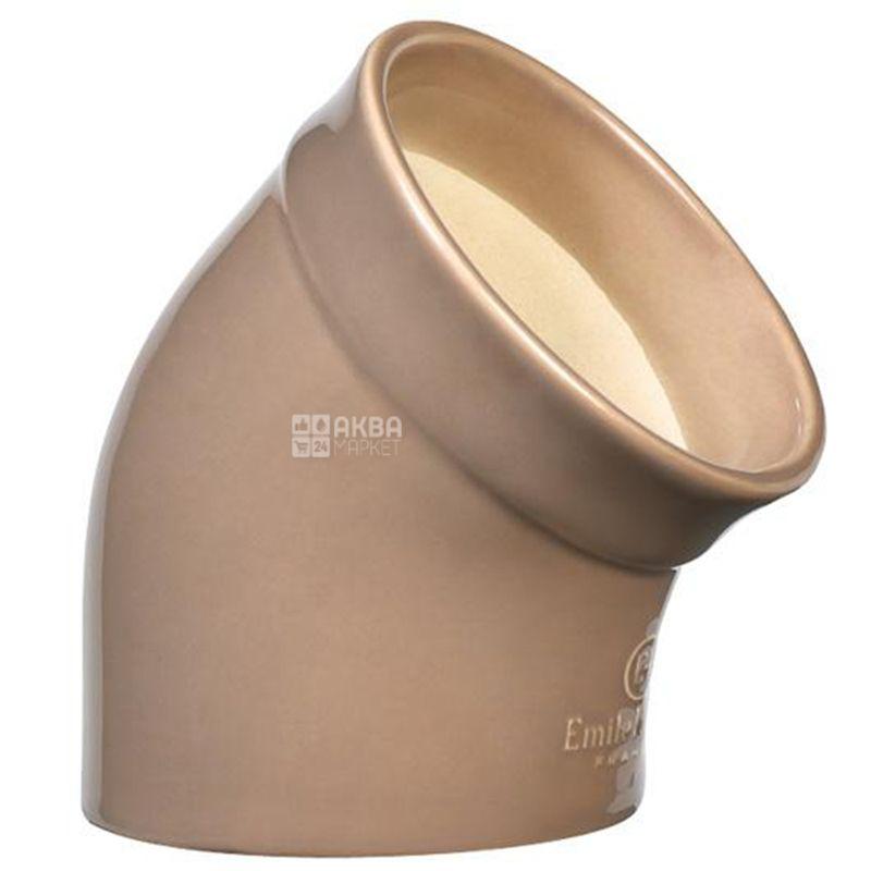 Emile Henry, Рукав для соли, коричневый, 0,35 л