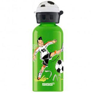 Sigg Footballcamp, Бутылочка детская для напитков, 400 мл
