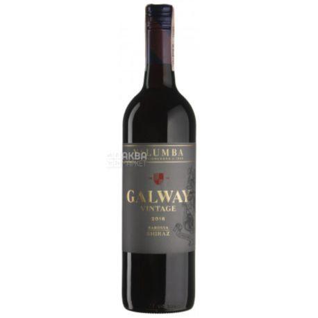 Yalumba, Вино красное сухое, Galway Vintage Shiraz, 0,75 л