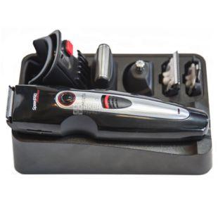 Mirta HT-5211, машинка для стрижки, триммер, чорний