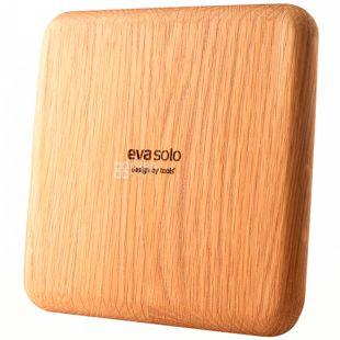 Eva Solo, Nordic Kitchen, Доска для сервировки масла, дерево, 16,5х1,2х16,5 см