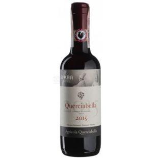 Agricola Querciabella, Вино червоне сухе, 0,375 л