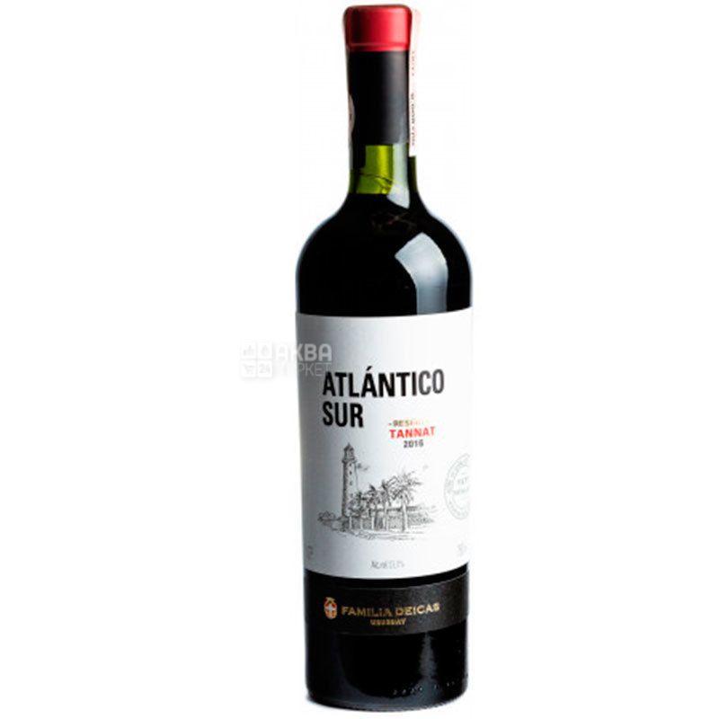 Familia Deicas, Вино красное сухое, Atlantico Sur Tannat Reserve, 0,75 л