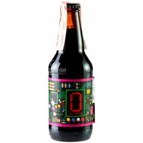 Prairie Artisan Ales, Пиво стаут, Bomb! Deconstructed, 0,355 л
