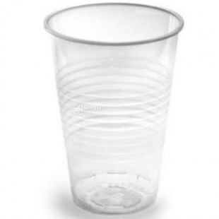 ATEM, Glass transparent for kvass, 500 ml, 50 pcs.