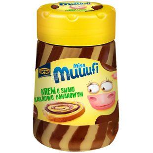 Kruger Mix Fix Cream, Chocolate-Banana Cream, 400 g