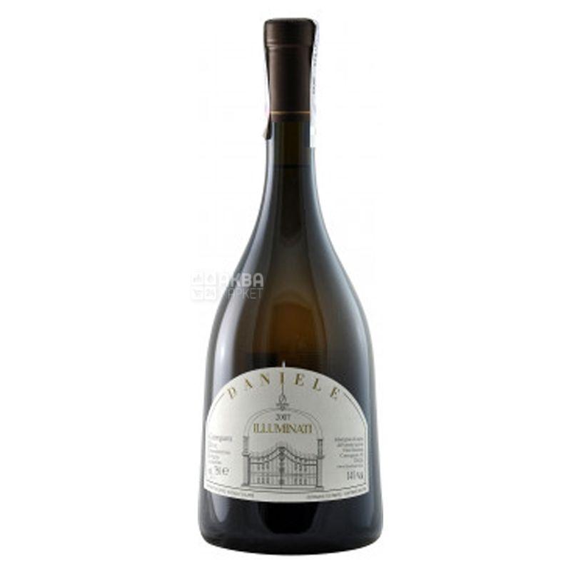 Daniele, Illuminati Dino, Вино белое сухое, 0,75 л