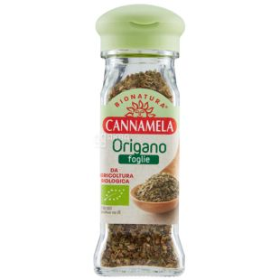 Cannamela, Organic Oregano, 14 g
