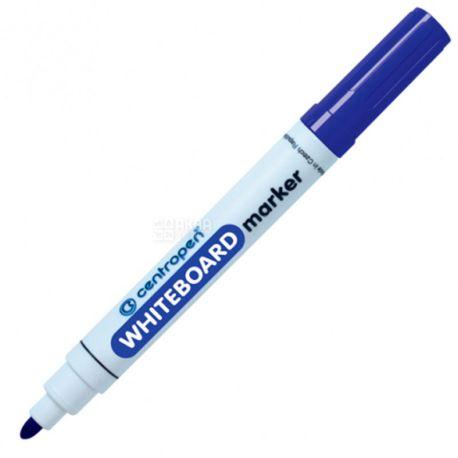 Centropen, Маркер для досок, синий, 2,5 мм