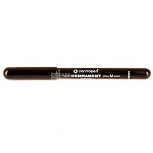 Centropen, Маркер перманентный, черный, 1 мм