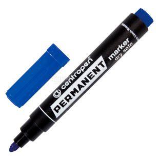 Centropen, Маркер перманентний, синій, 2,5 мм