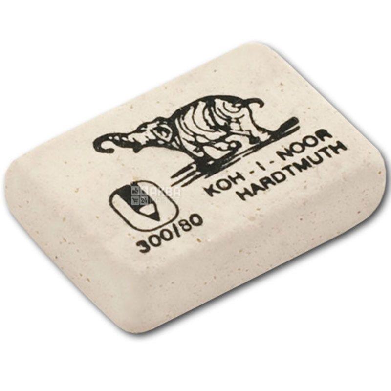 Koh-I-Noor, Резинка Слон, 300/80, мягкая