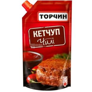 Torchin, Ketchup of Chile, 270 g